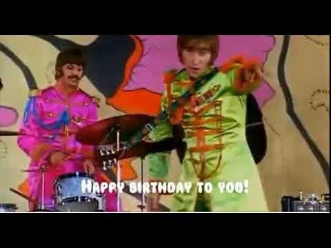 Birthday - The Beatles