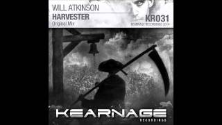 Will Atkinson - Harvester (Original Mix)
