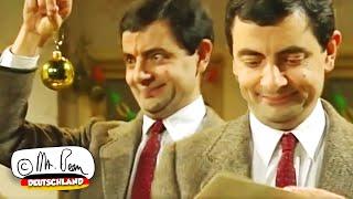 Mr. Beans Bohnen-Weihnachtsschmuck