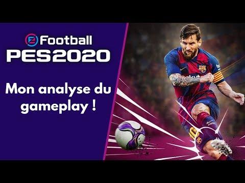 PES 2020 : Mon analyse du gameplay !