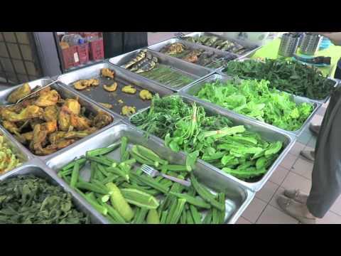 Malaysian food : Malay food @ Kompleks selera sukom