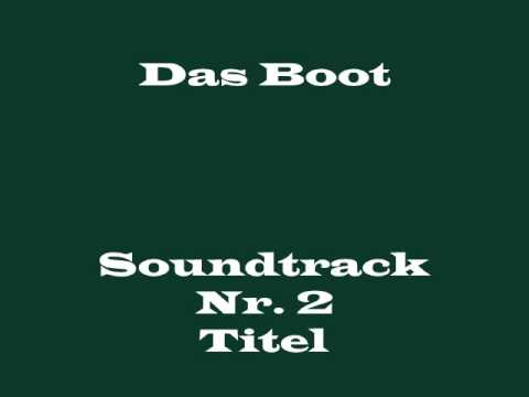 "Das Boot Soundtrack 2 -  ""Titel"""