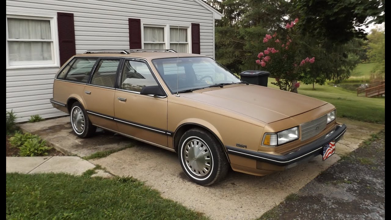 Used 1987 Chevrolet Celebrity For Sale - CarGurus