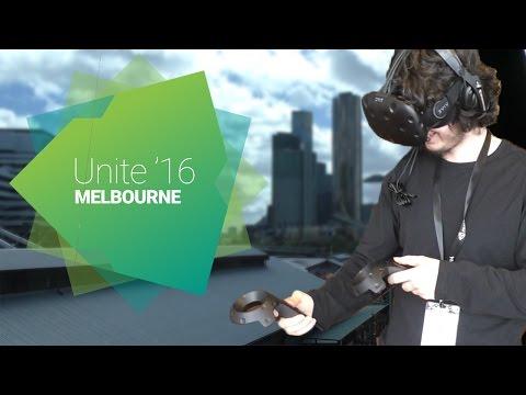 UNITE MELBOURNE 2016   Indie Game Showcase   DDG