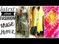 Latest Indian Ethnic wear trends | HUGE Haul !