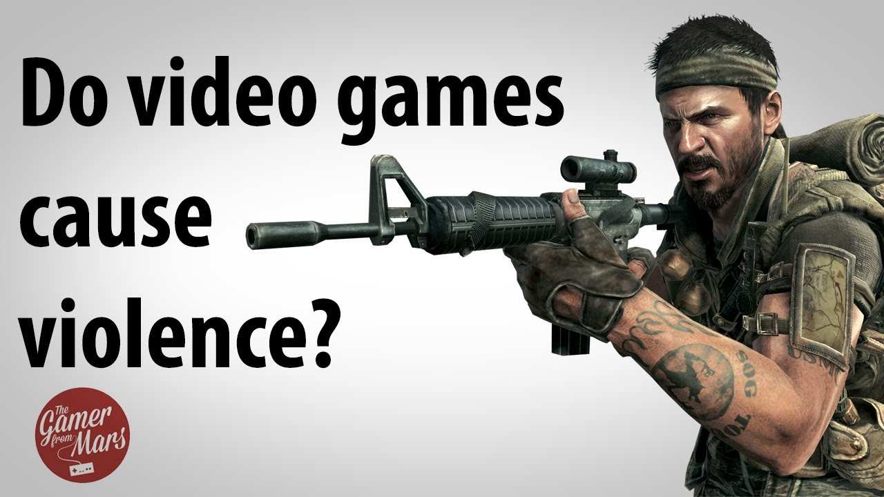 do video games make children violent