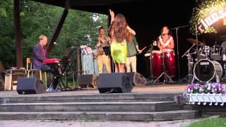 LaGaylia Frazier - Happy (Pharrell Williams) - Live at Flunsåsparken