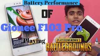 Gionee F103 Pro Battery