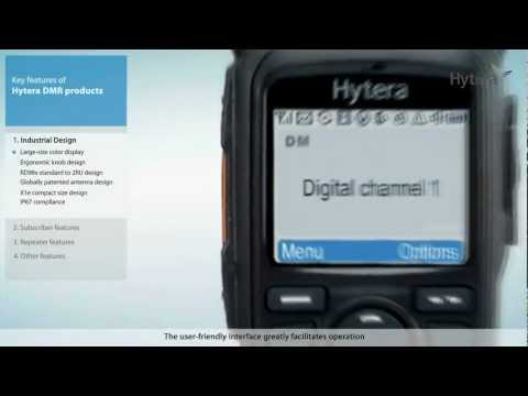 Hytera: Introduction to DMR Technology