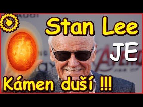 TEORIE: STAN LEE je Kámen duší! ... a další TEORIE k Infinity War....