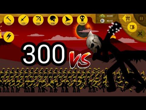 300 Swordwrath vs The Final BOSS   Insane MODE Campaign   Stick War Legacy