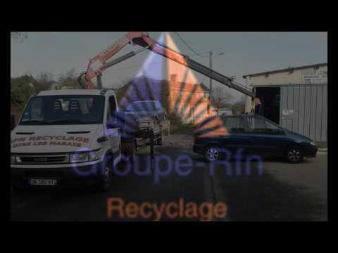 Transformation de la matière&RECYCLAGE //GROUPE-RFN17870 charente maritime