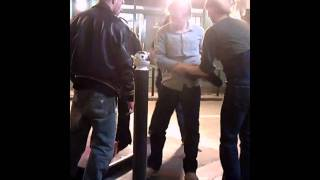 La cameraman tombe sur Benoit Magimel en plein tournage Des Vents contraires !