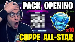 🏆 PACK OPENING di 10 COPPE ALL-STAR su ROCKET LEAGUE *illegale*
