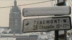 L'Avesnois sous la neige