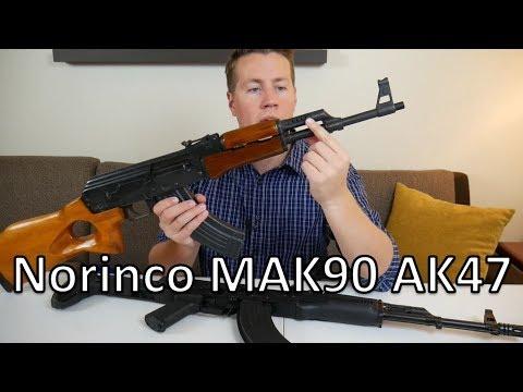 Norinco MAK90 AK47 - In-Depth Look and Comparison