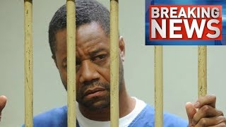 BREAKING: Cuba Gooding Jr Is Behind Bars After Being Accused Of??
