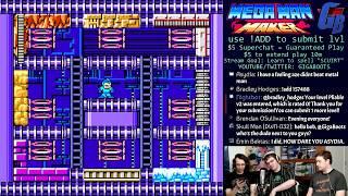 We Play Your Mega Maker Levels LIVE! #13