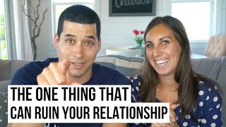 One of Jefferson Bethke's most viewed videos: The One Thing That Can Ruin Your Relationship | Jefferson & Alyssa Bethke