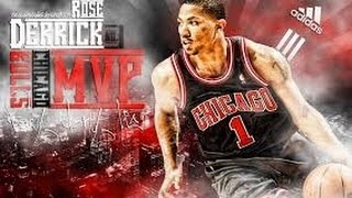 Best & Real : Top 10 Dunks # Derrick Rose : Chicago Bulls
