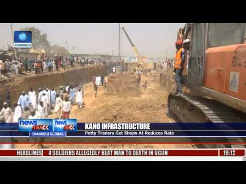 Kano Infrastructure: Governor Inspects Projects Across The State