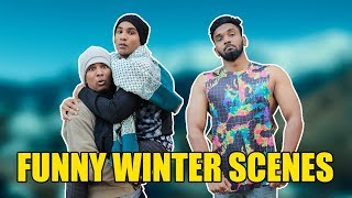 Funny Winter Problems | Hyderabadi Comedy | Warangal Diaries