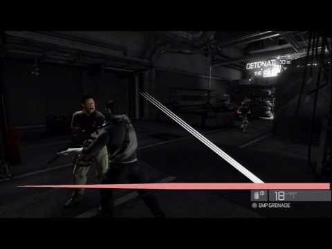 Splinter Cell Conviction Gameplay Trailer EMP