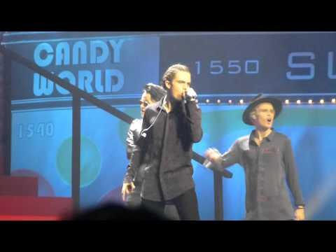 B Brave   Uptown Funk Musicals in Concert 2015