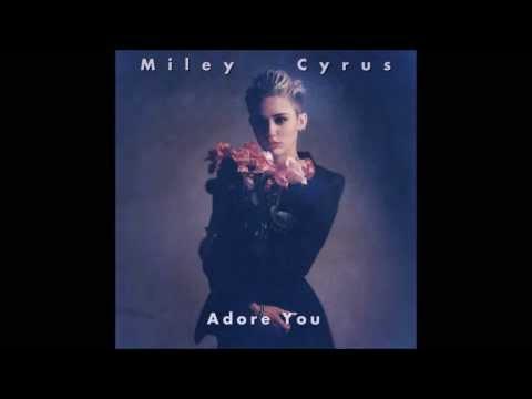Miley Cyrus - Adore You (Single)