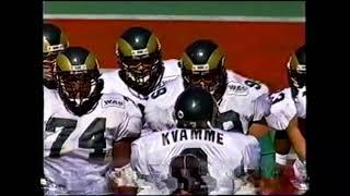 1996 Nebraska vs Colorado State - 2nd Half
