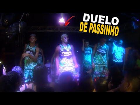 DUELO DE PASSINHO & 24 HORAS DE ROLÊ !