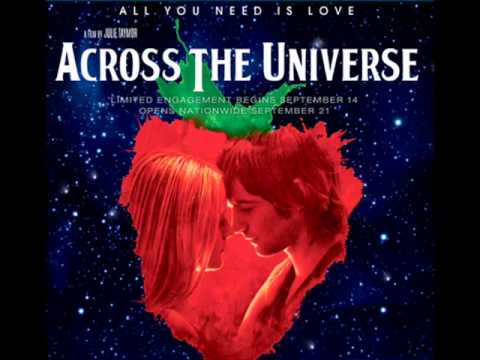 Across The Universe - Something (karaoke)