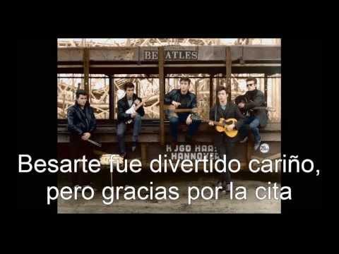 The Beatles - Lend me your comb (subtitulada)
