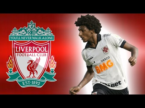 This Is Why Liverpool Want To Sign Talles Magno 2020 | Vasco (HD)
