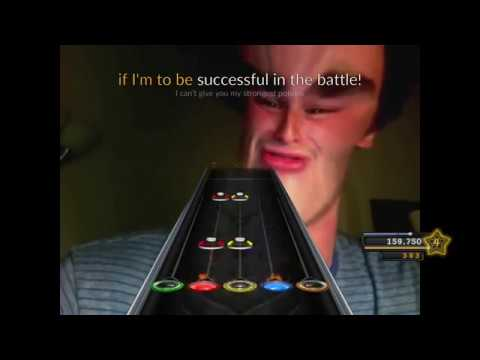 Potion Seller Soundtrack but it's a clone hero chart