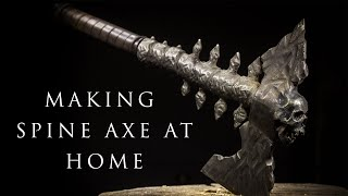 Baixar Making SPINE AXE from 2 Ordinary Axes - Modification