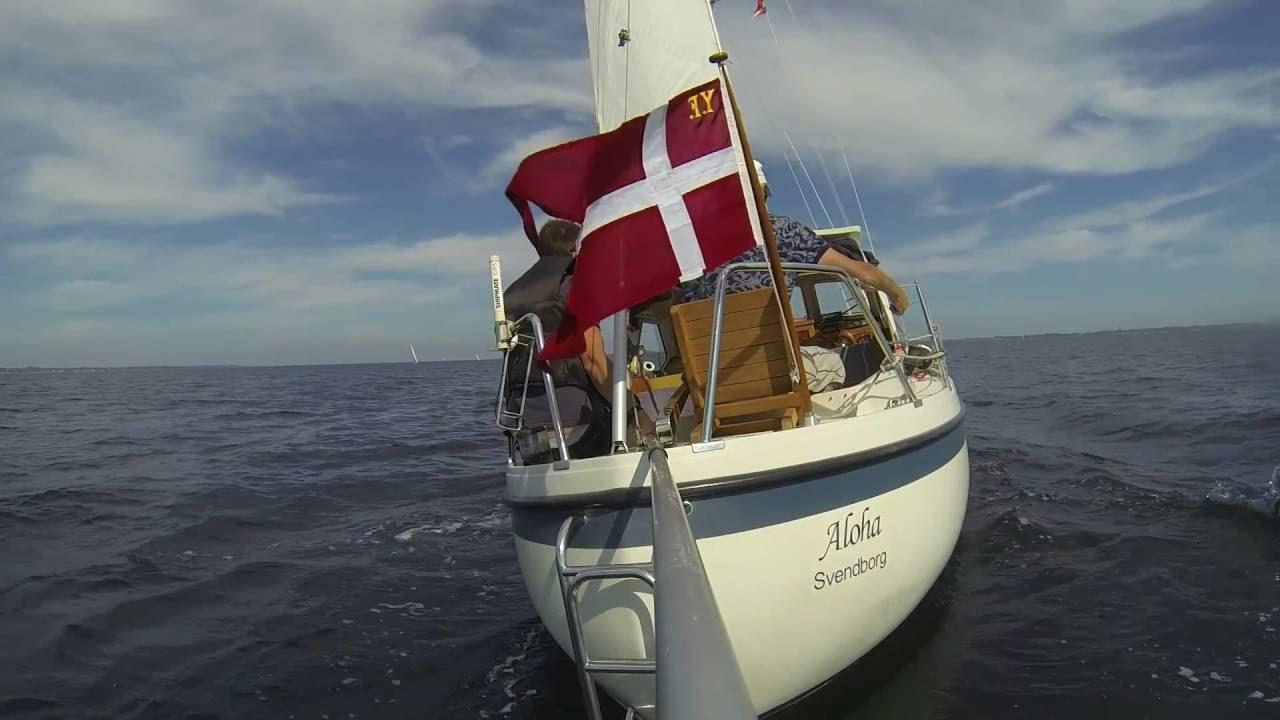 LM 24 for sejl imellem Fyn og Langeland august 2016 #1
