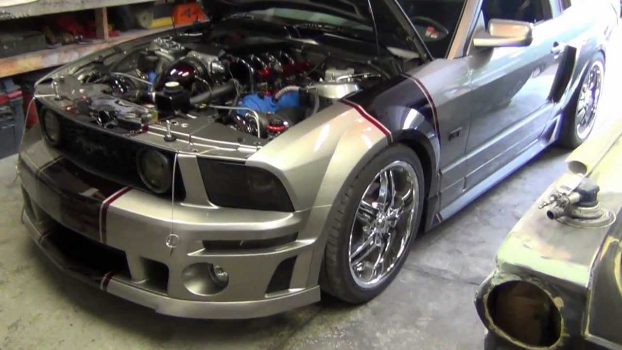 2008 twin turbo 5 4 3 valve mustang gt walk around youtube. Black Bedroom Furniture Sets. Home Design Ideas