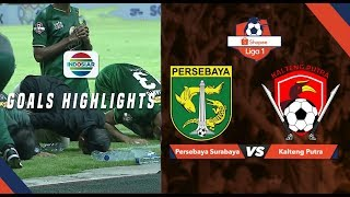 Persebaya (1) vs Kalteng Putra (1) - Goal Highlights | Shopee Liga 1