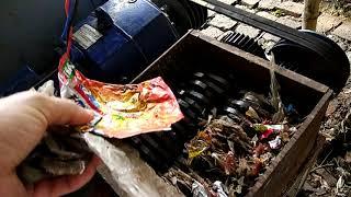 Измельчитель для пластика своими руками Chopper for plastic by own hands(, 2017-09-03T01:21:38.000Z)