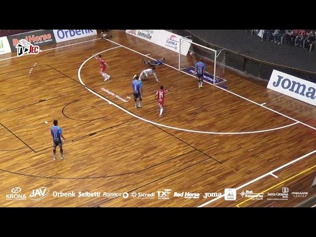 TV JEC  - JEC/Krona 3x1 São Lourenço - 7ª rodada returno Estadual