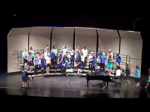 Northland Pines Middle School Spring Choir Concert: Something in the Water - May 12, 2016