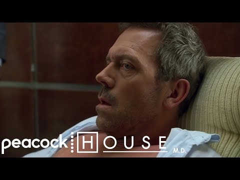 House Stops Breathing | House M.D.