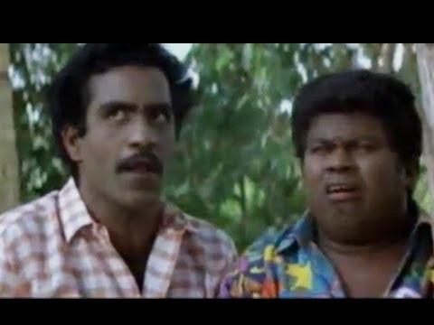Senthil, Charlie Comedy - Senthamizh Selvan Tamil Movie Scene - Snake Curse