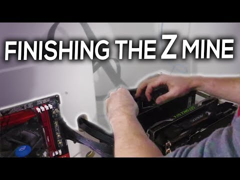 Finishing off the Zcash CryptoCurrency Mining Setup... (Part 2)