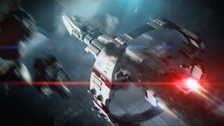 EVE Online: кинопредисловие к «Рубикону»
