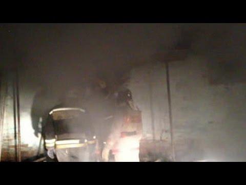 Пожар в интернате под Воронежем: число жертв выросло до 9