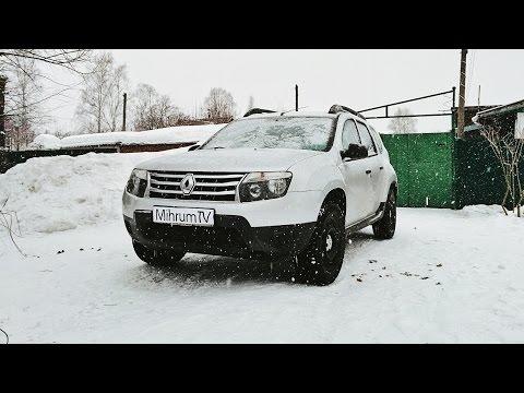 Тест-драйв Renault Duster