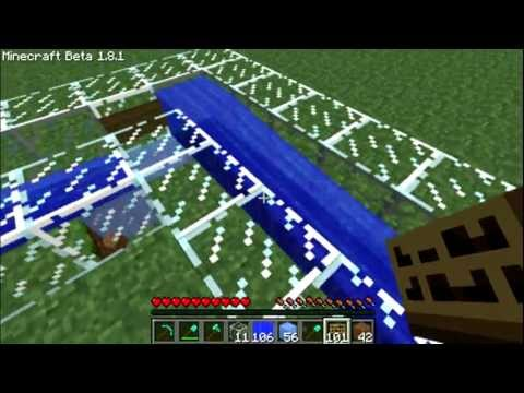 how to make a piston conveyor belt in minecraft