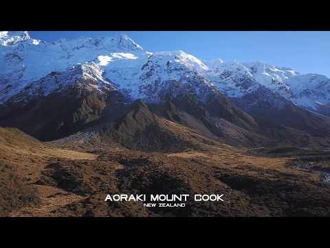 New Zealand & French Polynesia 2017 - A Drone Film